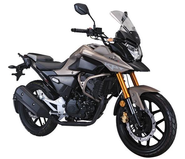 Мотоцикл Lifan KPT200 (Lf200-10L) Платинум