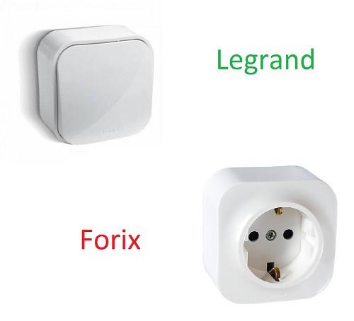 Legrand Forix