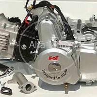 Двигатель на мопед 110сс очень хорошее качество