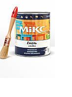 Эмаль Микс Color серебристая, 0.8кг
