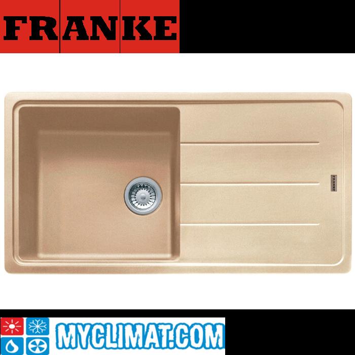 Franke Кухонная мойка FRANKE BFG 611-97 Бежевый