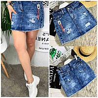 Юбка джинсовая  котоновая  New Jeans, фото 1