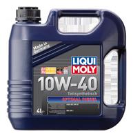 LIQUI MOLY Optimal Diesel SAE 10W-40 4л масляный фильтр в подарок