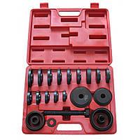 TJG В1472 Комплект для снятия и установки подшипников передн.ступиц