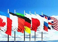 Флаги,флажки, изготовление флагов флажков, флажки настольные