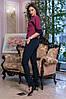 Красивый женский брючный костюм 42-44, 44-46, фото 4