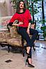 Красивый женский брючный костюм 42-44, 44-46, фото 8