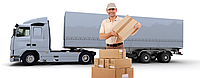 Доставка готовой продукции собственным грузовым транспортом по Украине