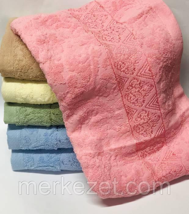 """Полотенце махровое для лица и рук. Банное полотенце """"Оски"""". Метровое полотенце"""