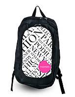 Рюкзак женский, школьный с принтом Fashion.