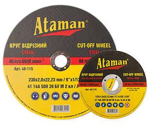 Круги Ataman (Атаман)