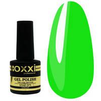 Гель-лак Oxxi №226 - кислотный ярко-зеленый, 8 мл
