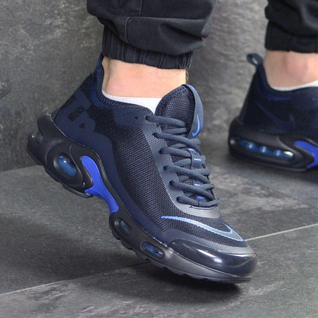 7bad2f75 Кроссовки мужские Nike 7648 темно синие заказать в интернете - Интернет- магазин