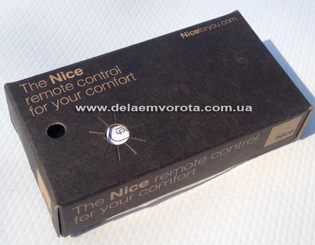 Пульт для ворот NICE FLOR-2S
