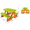 Детский столик Mochtoys для пикника, фото 3