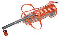 Elegant - Щетка автомобильная для уборки пыли с пропитанным силиконом ворсом, Grey & Orange, 100135