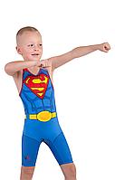 Трико борцовское WR Супермен