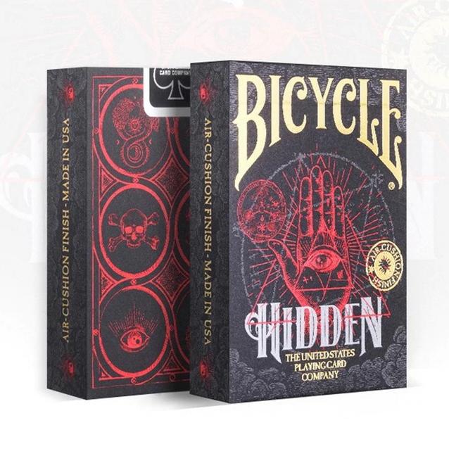 Карты игральные | Bicycle Hidden
