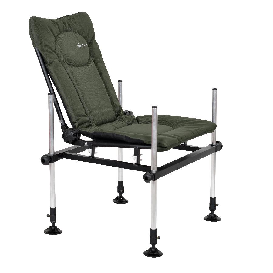 Кресло фидерное карповое М-Elektrostatyk F3 CUZO