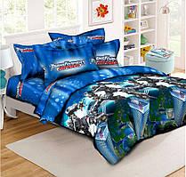 Детский комплект постельного белья 150*220 хлопок (11601) TM KRISPOL Украина