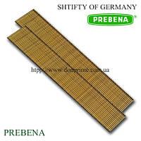 Гвозди для степлера производства Prebena (1x1,25 мм)