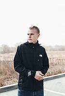Тонкая спортивная куртка North Face, фото 1