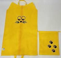 Чехол для одежды и сумочка для сменной обуви (детский набор)