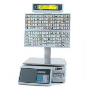 Торговые весы самообслуживания DIGI SM500 МК4 BS 96