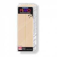 Полимерная глина FIMO Professional doll art 8028-45 непрозрачный песочный; 350г.