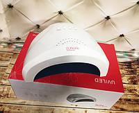 Гибридная лампа  Uv/led Sun One 48 Вт LED+UV Мощная и надежная лампа для полимеризации  гель-лака SUNOne