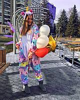 Взрослая пижама кигуруми звездный единорог tez0016