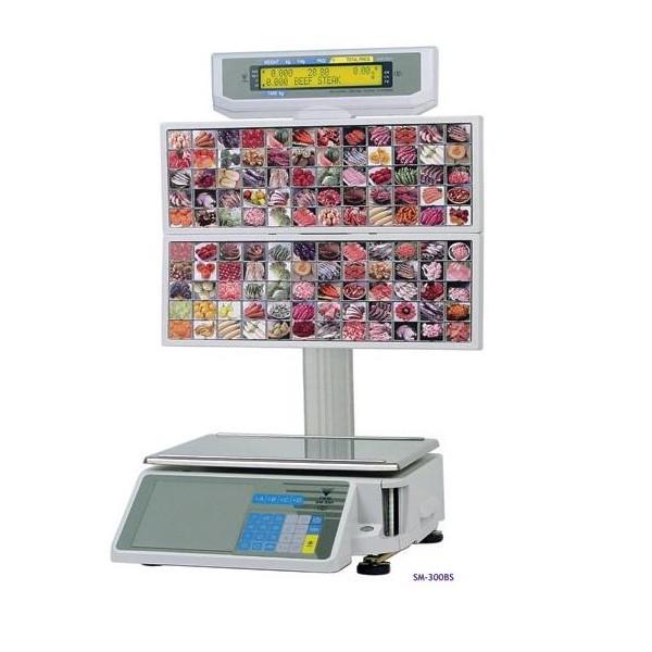 Весы DIGI SM 300 BS/96 для самообслуживания