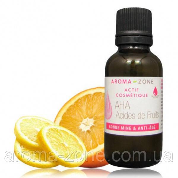 Актив AHA ( натуральные фруктовые кислоты) , 30 мл.