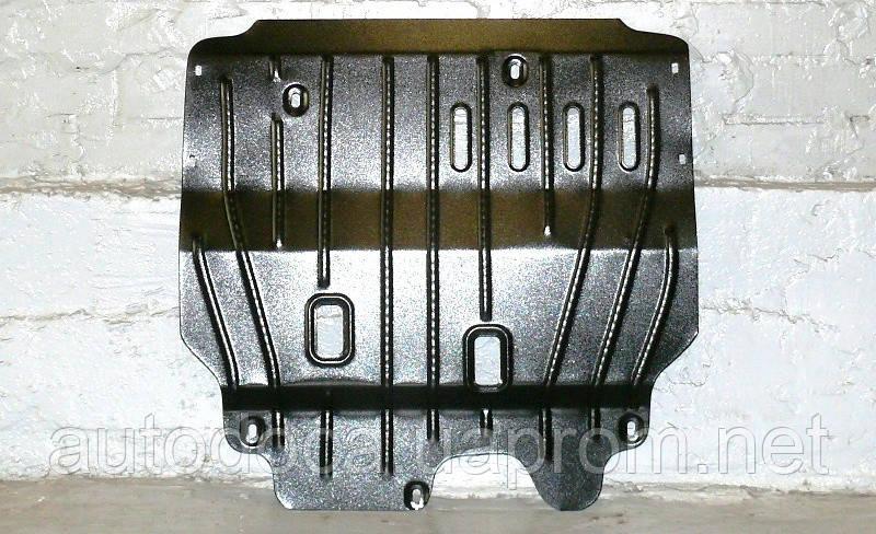 Защита картера двигателя и кпп Audi TT 2000-