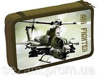"""Пенал УМКА( У4004),  на 1 отделение """"Вертолет"""""""