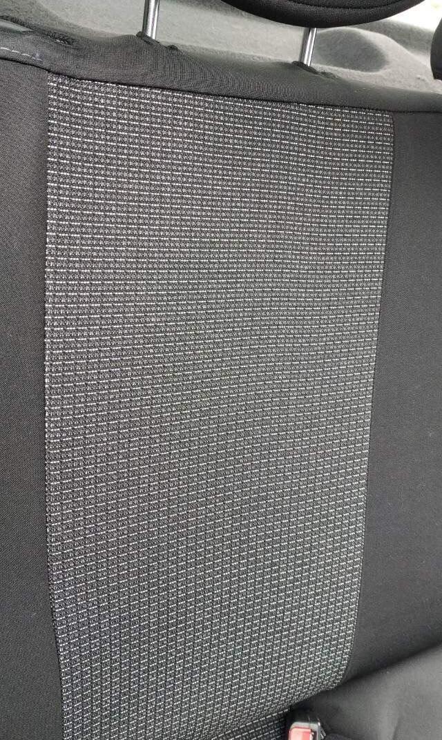 Чехлы на сидения Chevrolet Aveo (2-3) (седан) (2005>) в салон (Favorit) - фото 4