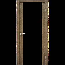 Двери KORFAD SR-01 (черное стекло триплекс) Полотно, фото 3