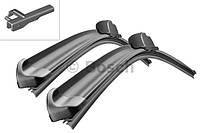 Щетки стеклоочистителя BOSCH (530x530) SKODA Superb 3U4 ; VW Passat B5 96-05 , AEROTWIN A925S