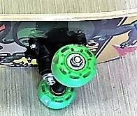 Скейтборд Світяться колеса nrg-55, фото 2