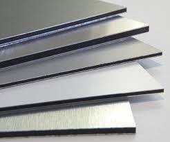 Алюмінієва композитна панель SKYBOND білий, лист 1250х5800 мм, фото 2