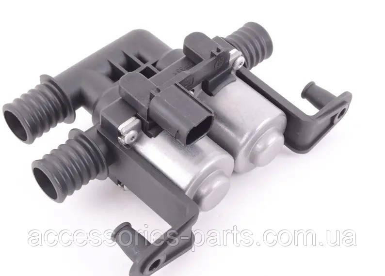 Водяной клапан печки (отопителя) BMW X5 E53/ E70/ F15/ F85/ X6 E71/E72 /F16/F85 Новый Оригинальный