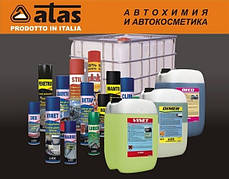 Автохимия и автокосметика ATAS