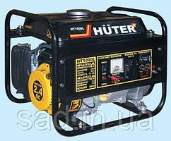 Генератор бензиновый Huter HT1000L (1.0 кВт)