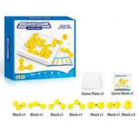 Настольная игра 5079 (84шт) Мозаика/головоломка, игровое поле, блоки, в кор-ке, 22-21-5,5см