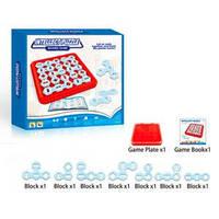 Настольная игра 5074 (84шт) Мозаика/головоломка, игровое поле, блоки7шт, в кор-ке, 22-21-5,5см