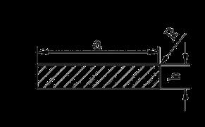 Полоса | Шина | Пластина алюминий, Анод, 10х10 мм, фото 3