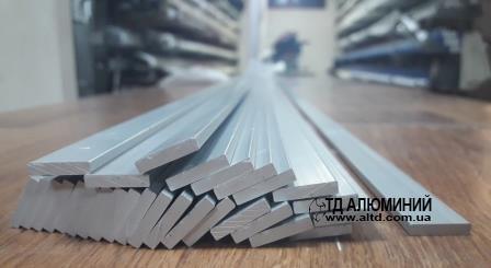 Полоса | Шина | Пластина алюминий, Анод, 15х3 мм