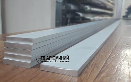 Полоса | Шина | Пластина алюминий, Анод, 30х5 мм