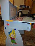 Парта и стул Baby  W037,растишка-трансформер. киев, фото 9