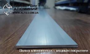 Полоса | Шина | Пластина алюминий, Анод, 80х10 мм, фото 2